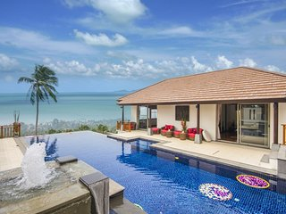 Code Villa : 5 - 6 bedroom suites sea view villa