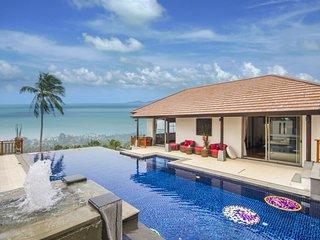 Code Villa : 5 - 6 bedroom suites sea view villa