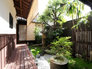 Newly renovated, stay in the city center  -Family and Group welcome! Kaede