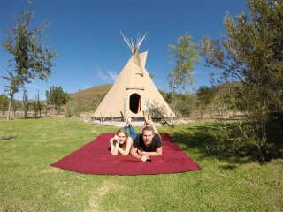Lancewood Lodge - Noy Noy TiPi