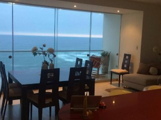 Departamento Vista al Mar. Playa Señoritas y Caballeros