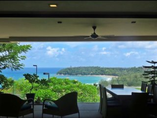 Kata Beach Spectacular Ocean View Luxury 2 Bedroom