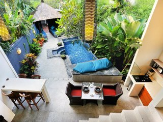 Adorable One Bedroom Private Villa with Private Pool Seminyak 'AkasaDua Villa'