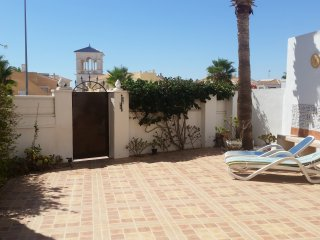 3 bed townhouse In lovely Dona pepa,close to bars .restaurants. supermarket