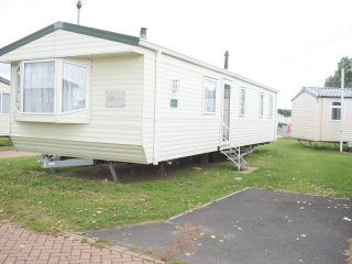 3 Bed Deluxe Static Caravan, Haven Seashore, Spacious Family getaway, Jasmine 23