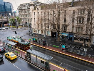 Stunning 90 m2 at Melbourne's CBD