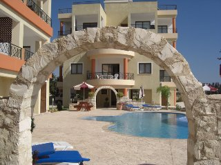 Great Holiday Apartment Kato Paphos