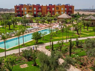 Appartement privé pour vacances au Vizir Center
