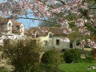 Le Martinet - Self-Catering Gite Cottage at Gites de La Richardiere.