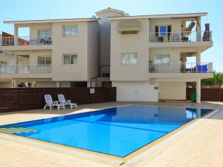 Modern 2 Bedroom Apartment with Shared Pool and Panoramic Sea Views (D27)
