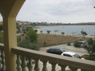 Apartments Toni - Comfort Two Bedroom Apartment with Balcony and Sea View (A2)