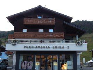App.Centro Livigno 4/5 posti - Sabrina