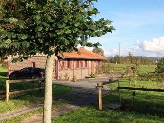 Gîte a proximité de Boulogne sur Mer, proche de Hardelot Plage et des deux caps