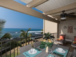 Oceanfront Newly Updated Two Bedroom, Two Bath Condo