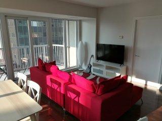 Luxury Downtown Ottawa Condo 2BR/2BA