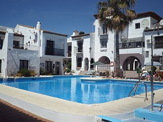 Nueva Nerja 85-M, House. 3 Bedrooms, Pool, Near Burriana Beach