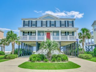 Luxury 6 Bedroom Beach House w/ Pool, Hot Tub & Elevator!