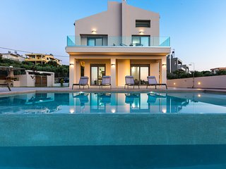 Brand new villa Estel with amazing seaview