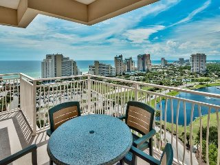 Sandestin Luau ~ 3 BD w/studio ~ FREE Golf Included at Sandestin