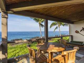 Exquisite Ocean Front 2 Bedroom, 2 Bathroom at Surf & Racquet 1206-SR 1206