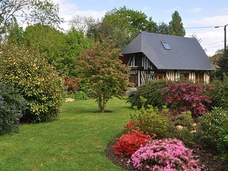 Cottage in Saint-Symphorien, at Pacia's place