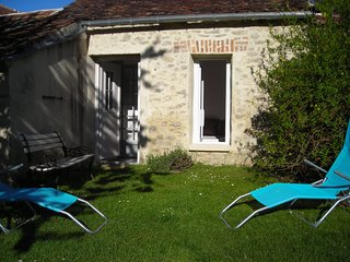 Guest rooms (chambres d'hôtes) in Chaintreaux, at Marcel's place