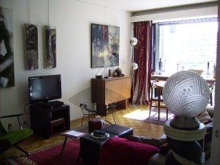 Apartment/Flat in Paris, at Pierre's place