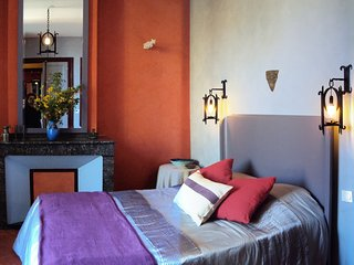 Bed and Breakfast in Rieux-Minervois, at Beatrice's place