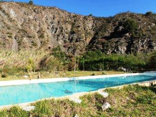 Rural Gite in Carratraca, at Rosine's place