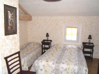 Guest rooms (chambres d'hotes) in Labruguiere, at Valerie's place