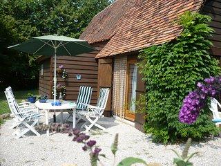 Sunny & idyllic Le Phenix, fantastic views, big luminous garden, private pool