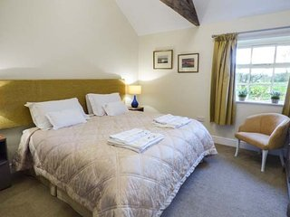 2nd Bedroom at Brookside Byre