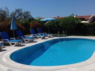 Detached villa in Ovacik - private pool, sleeps 9