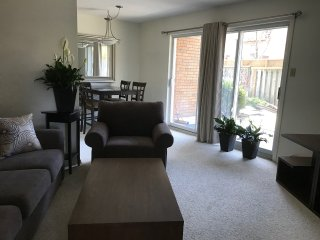Large 2 bedroom walkout patio, quiet adult no smoking.