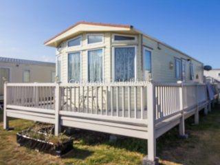 6 Berth Caravan in North Denes Holiday Park. Lowestoft. Ref: 40179