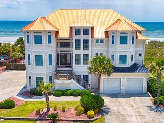 Save $2000 on any open week! Island Drive 3682 Oceanfront! | Private Heated Pool