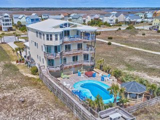 Scotch Bonnett Lane 116 Oceanfront! | Private Heated Pool, Hot Tub, Elevator, Ja