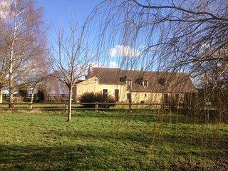 Longère de charme en Basse-Normandie