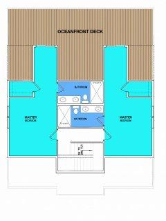 Floor Plan - Top Floor
