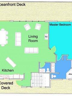 Floor Plan - Middle Level