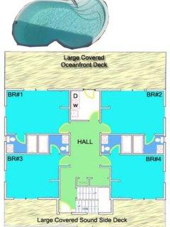 Floor Plan - Bottom Floor