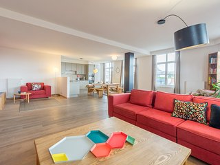 Smartflats Antwerp Central 501 - 2 Bedrooms - Meir area