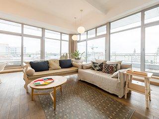 Smartflats Antwerp Central 601 - 1 Bedroom Terrace