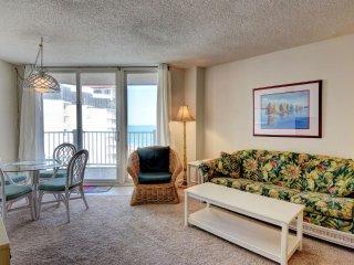 St. Regis 1413 Oceanfront! | Indoor Pool, Outdoor Pool, Hot Tub, Tennis Courts,