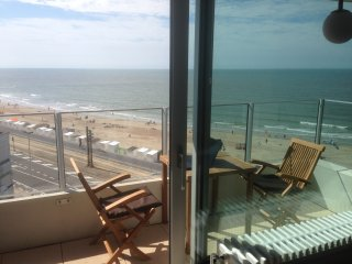 Apartment Ostend-Raversijde with Seaview (Belgian Seaside)