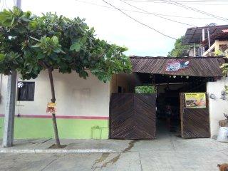 Habitación Con Aire Acondicionado, Seguro y Económico en Zihuatanejo
