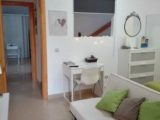 Apartamento bien comunicado con el campo y la ciudad