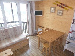 Studio cabine 5 personnes Quartier Crozats Avoriaz station