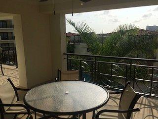 PALM ARUBA CONDOS - Jelly Palm Two-bedroom condo - PC305 - PALM BEACH