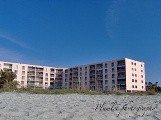 Reef Club Beachfront Standard Condo # 208